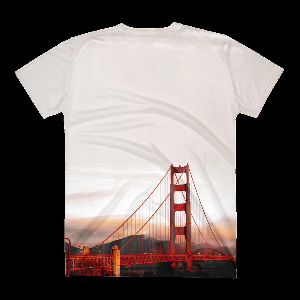 Image of Womens Golden Gate V Neck