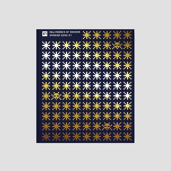 Image of Invader -  Mosaics of Ravenna - Last Copiesd
