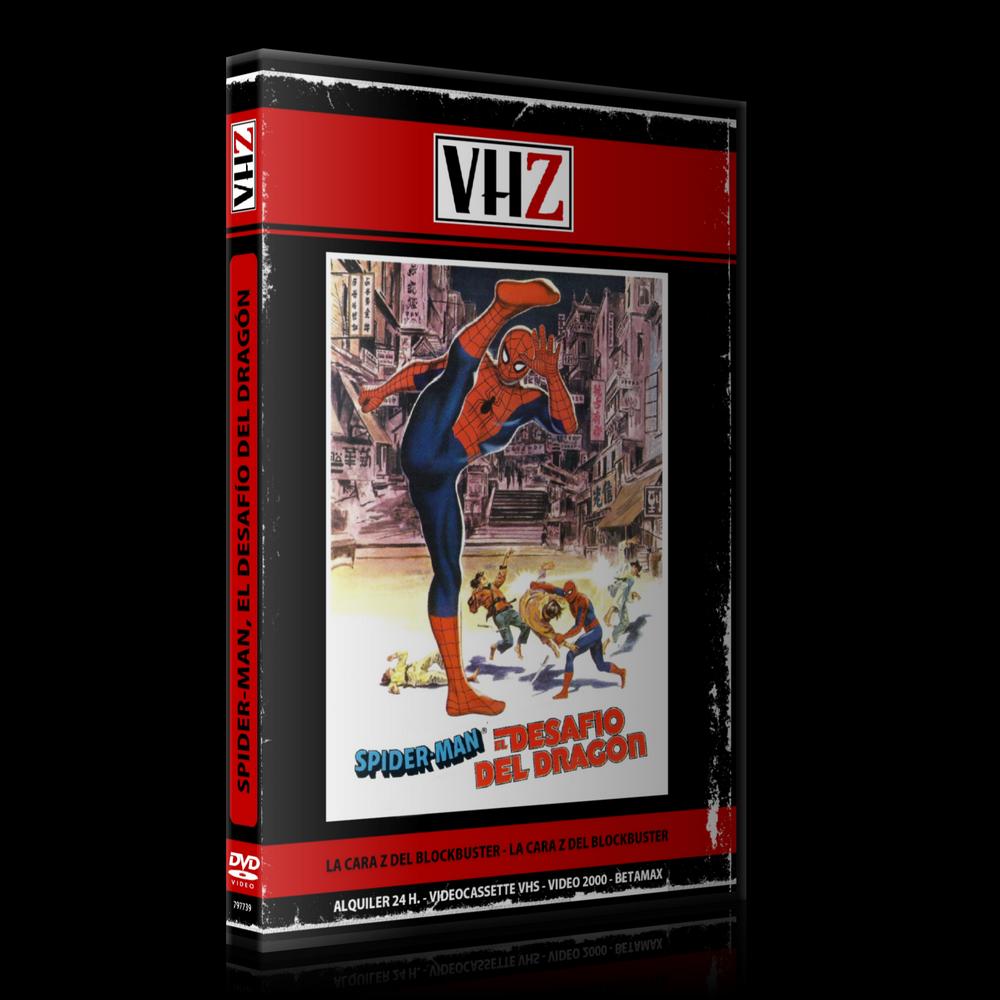 Image of Spiderman, el Desafío del Dragón