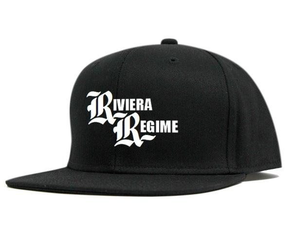 Image of RR Logo Snapback Hat