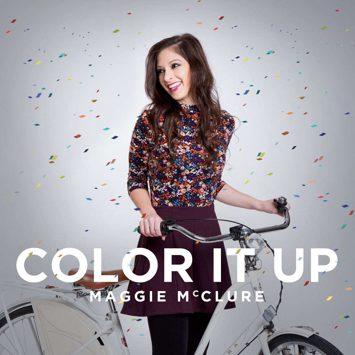 "Image of Maggie McClure New EP ""Color It Up"" Pre Order"