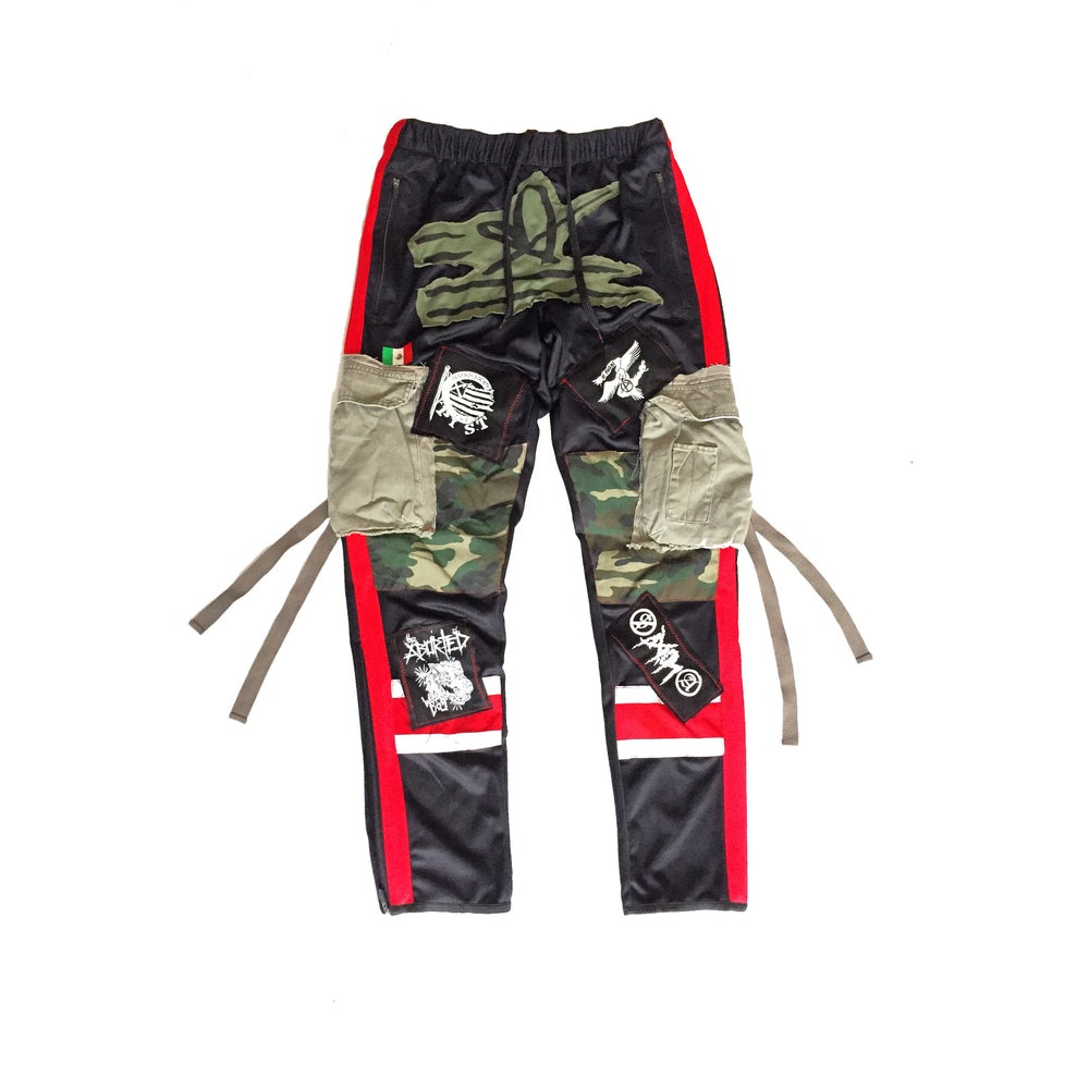 Image of LMF Track Pants (Black)