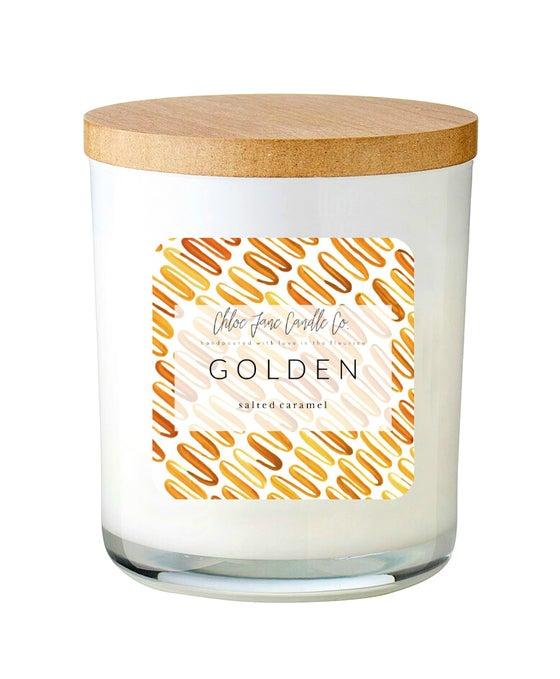 Image of GOLDEN // Salted Caramel
