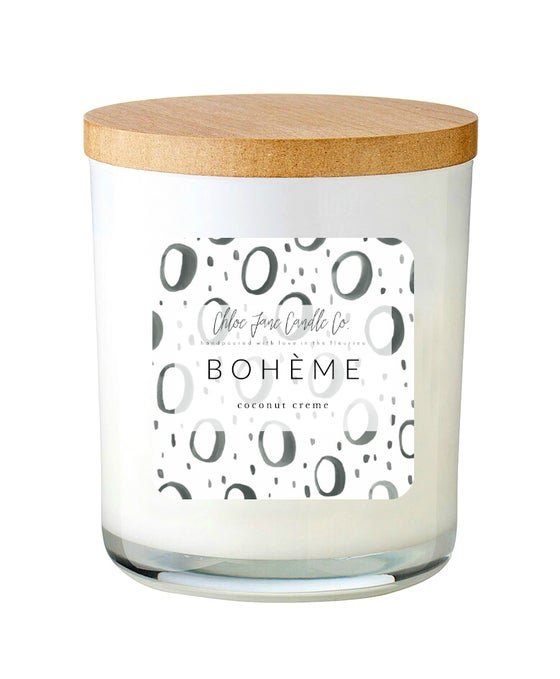 Image of BOHÈME // coconut creme