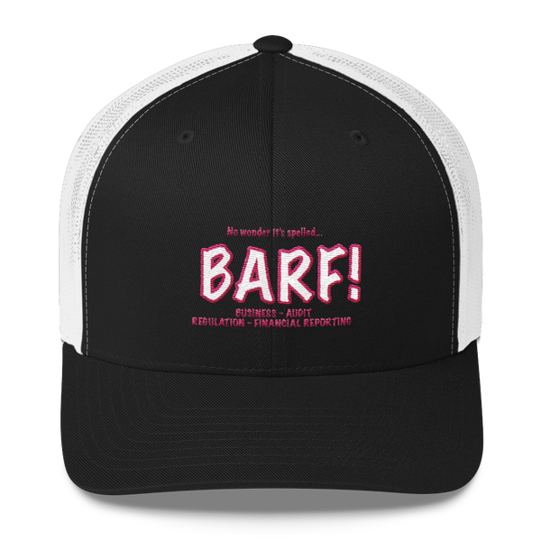 Image of BARF CAP