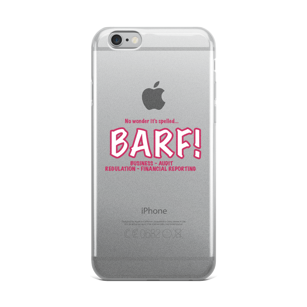 Image of BARF IPhone  6/6S, 6Plus / 6S Plus