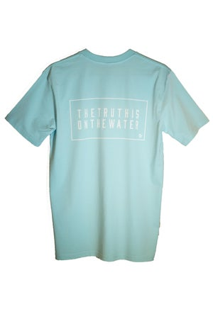 Image of Malibu Unisex T-Shirt - Lagoon
