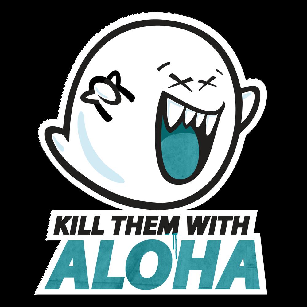 Image of KTWA Boo Sticker