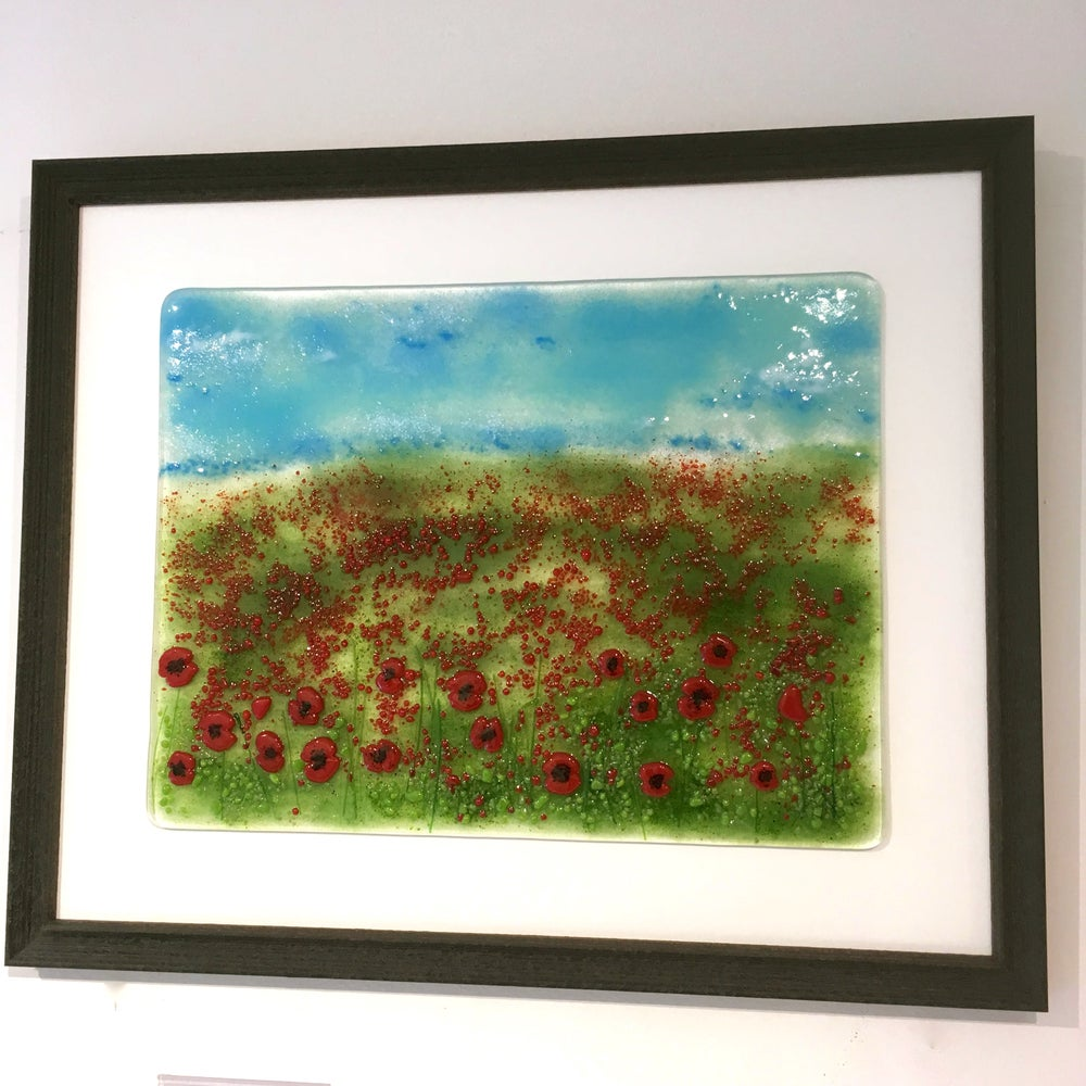 Image of Field of Poppies