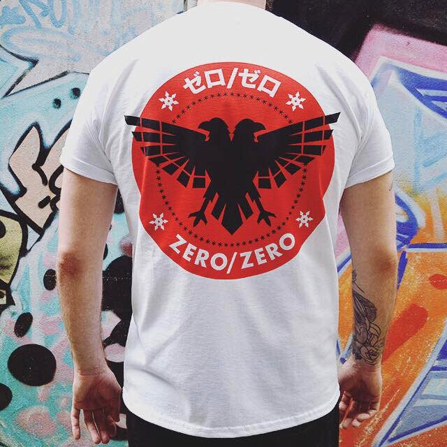 """Image of T-Shirt """"Red&White"""""""