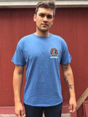 Image of Blue Shirt