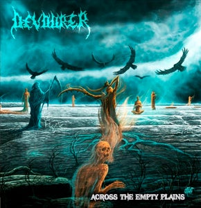 Image of Devourer - Across the Empty Plains