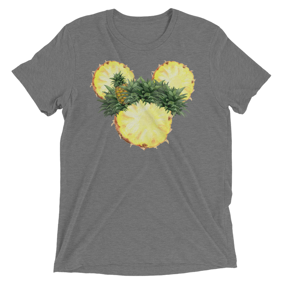 Image of Fichwa! Pineapple - Unisex Triblend