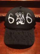 Image of 666 Distressed Trucker