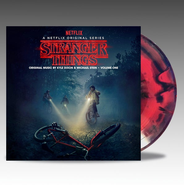 Image of Stranger Things Volume One 'Collectors Edition' Vinyl - Kyle Dixon & Michael Stein