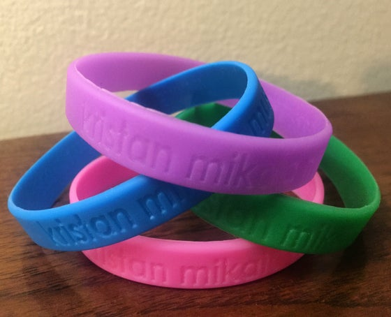 Image of Kristan Mikala Glow Wristband