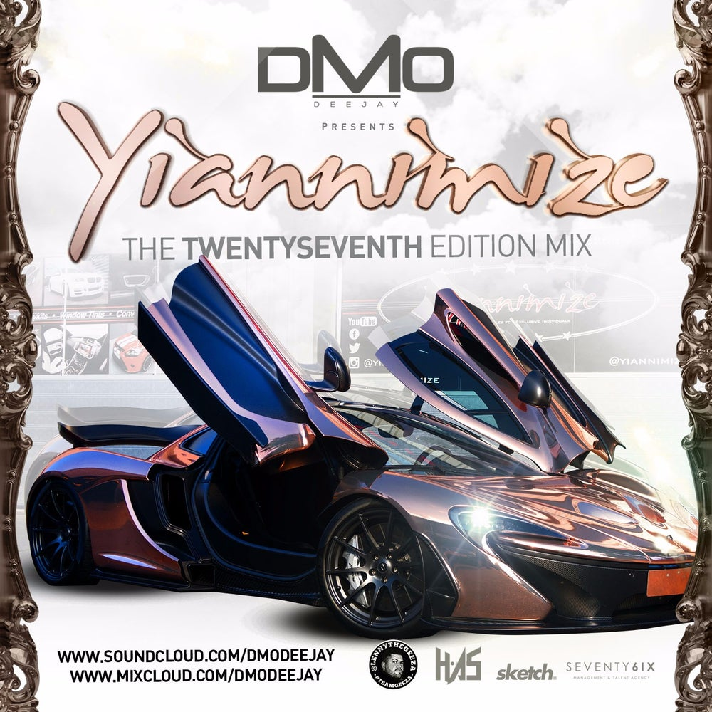 Image of Yiannimize Mix 27 Tracked CD *PRE ORDER*