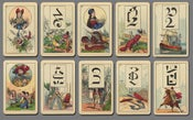 Image of Ensslin, Schaiblin/Reutlingen Lenormand c.1880