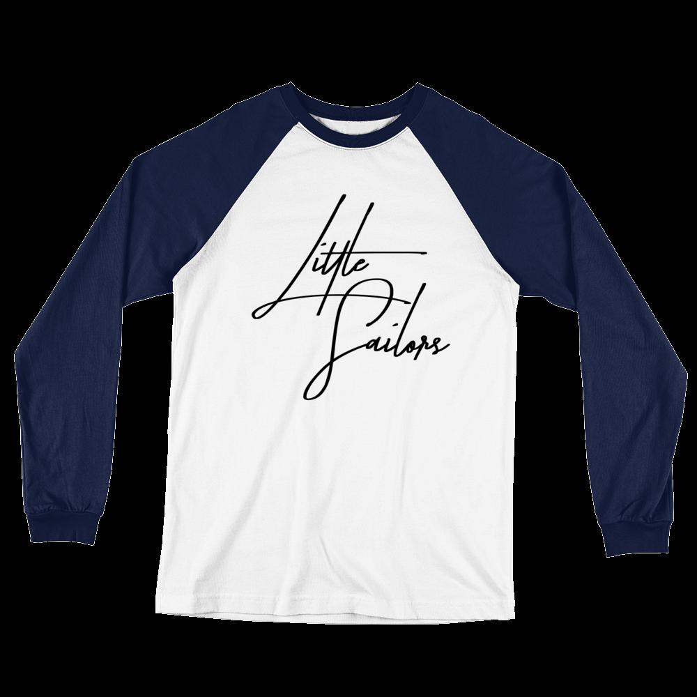 Image of Little Sailors Baseball Shirt