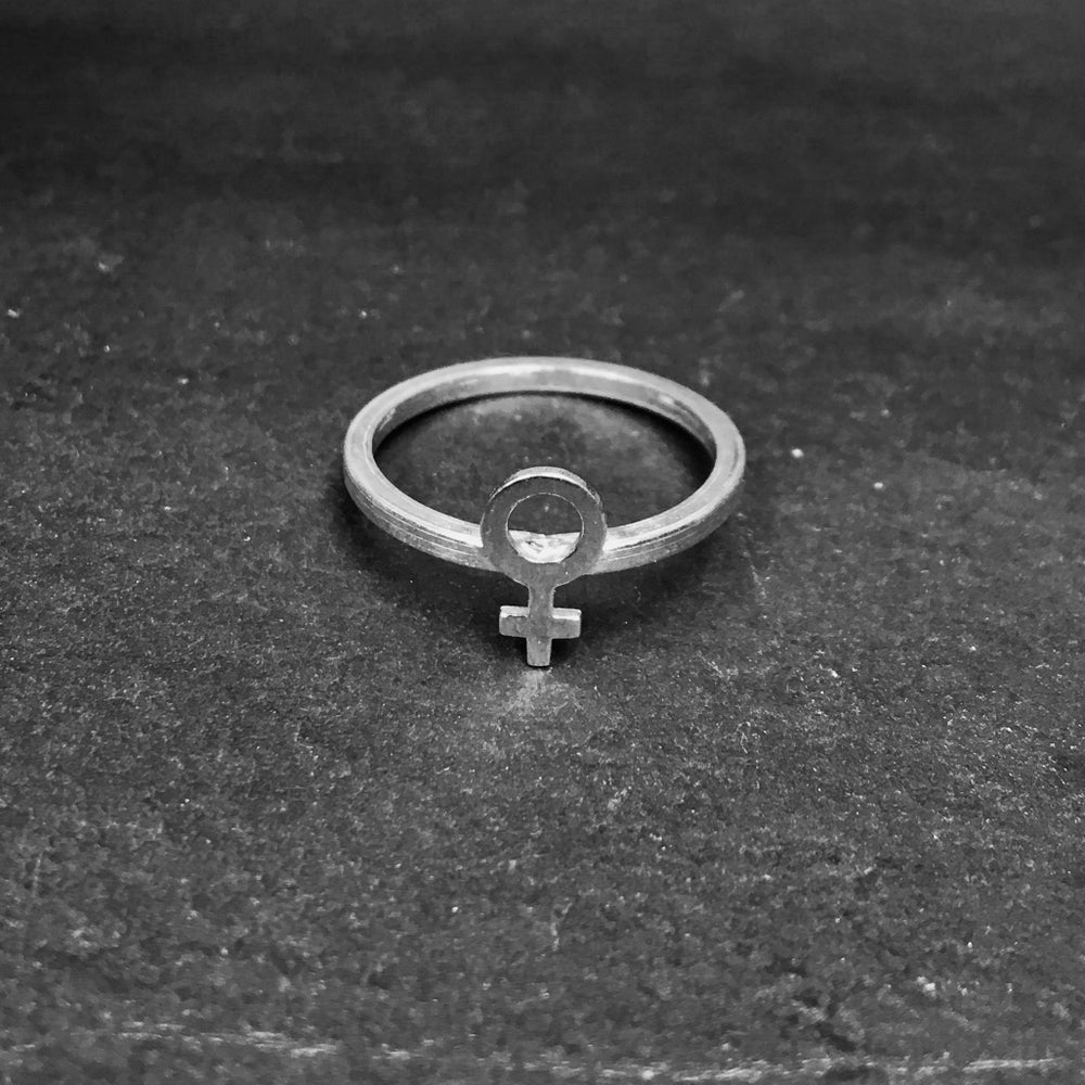Image of Urkraft ring 925 silver
