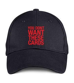 Image of ydwtc dad hat
