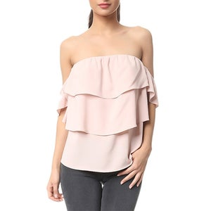 Image of Olivia Ruffle Top