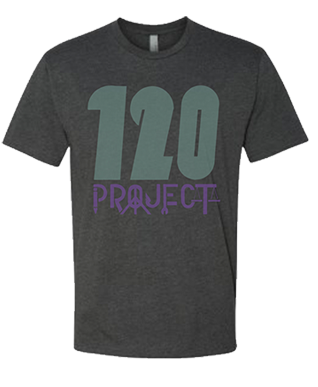 Image of Charcoal 120 Project Shirt