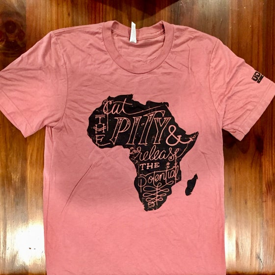 Image of Cut the Pity Tee - Mauve
