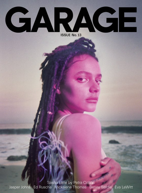 Image of GARAGE Magazine No. 13 - Sasha Lane by Petra Collins