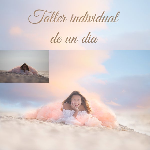 Image of TALLER INDIVIDUAL DE UN DIA / ONE DAY WORKSHOP