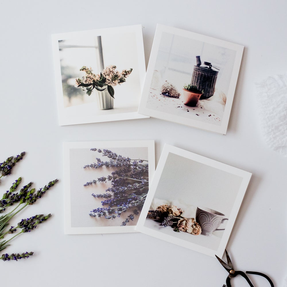 Image of Natures Variety Note Cards