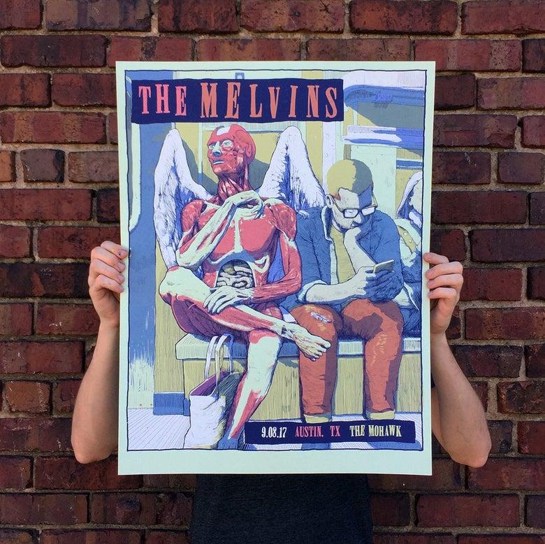Image of Melvins - Austin, TX, 9.9.17
