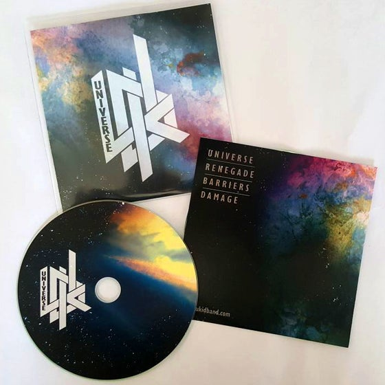 Image of Universe EP