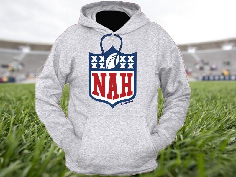 Image of Nah unisex hoodie