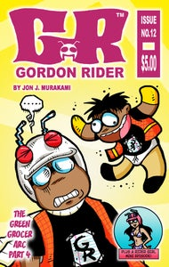Image of Gordon Rider Issue #12