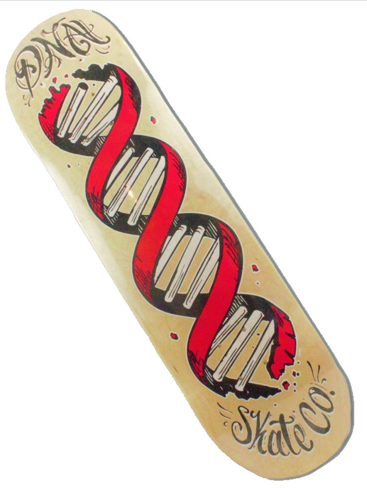 Image of D.N.A Helix Skateboard
