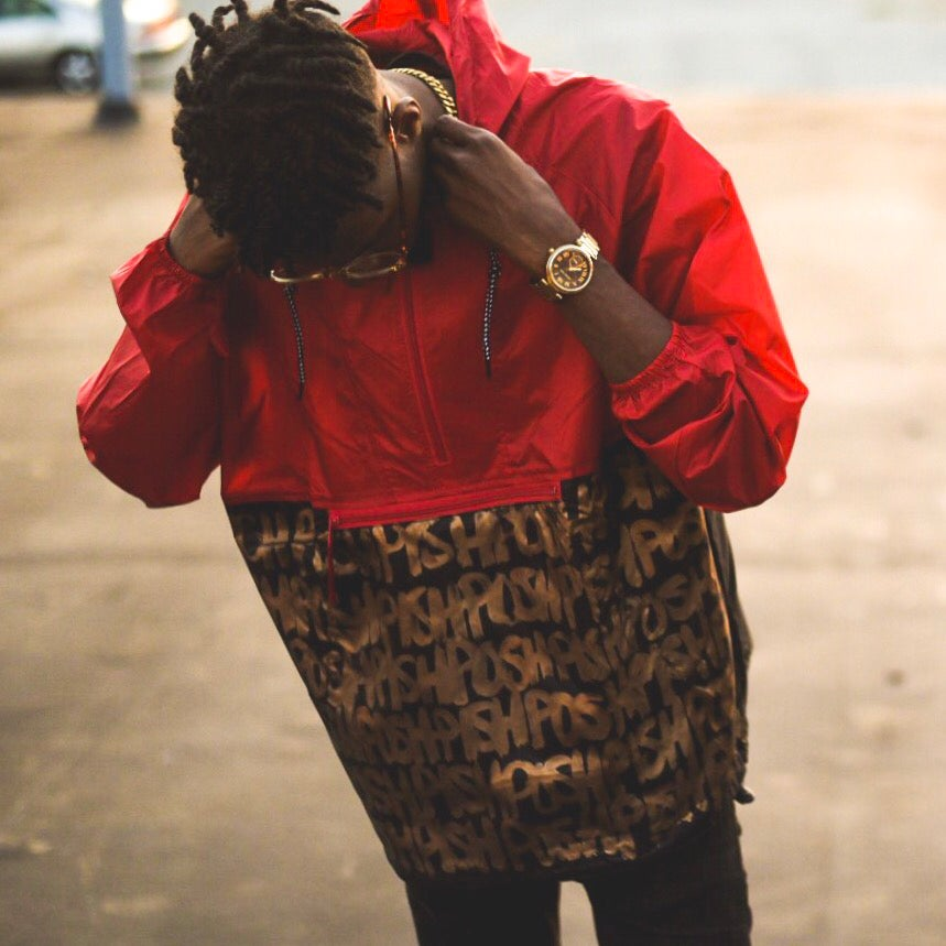 Image of Code Red Windbreaker