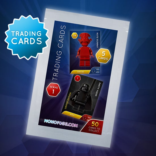 Image of TRADING CARDS