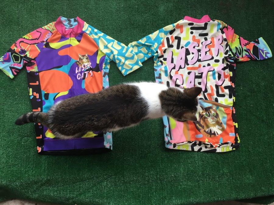 Image of Feline Boogie Jersey