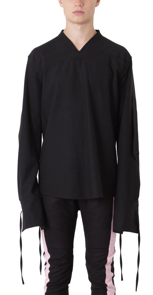 Image of NEWS - Roc Shirt - Black
