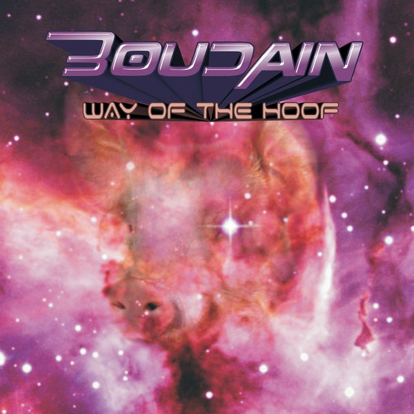 Image of BOUDAIN - Way Of The Hoof. LP. Black Vinyl.