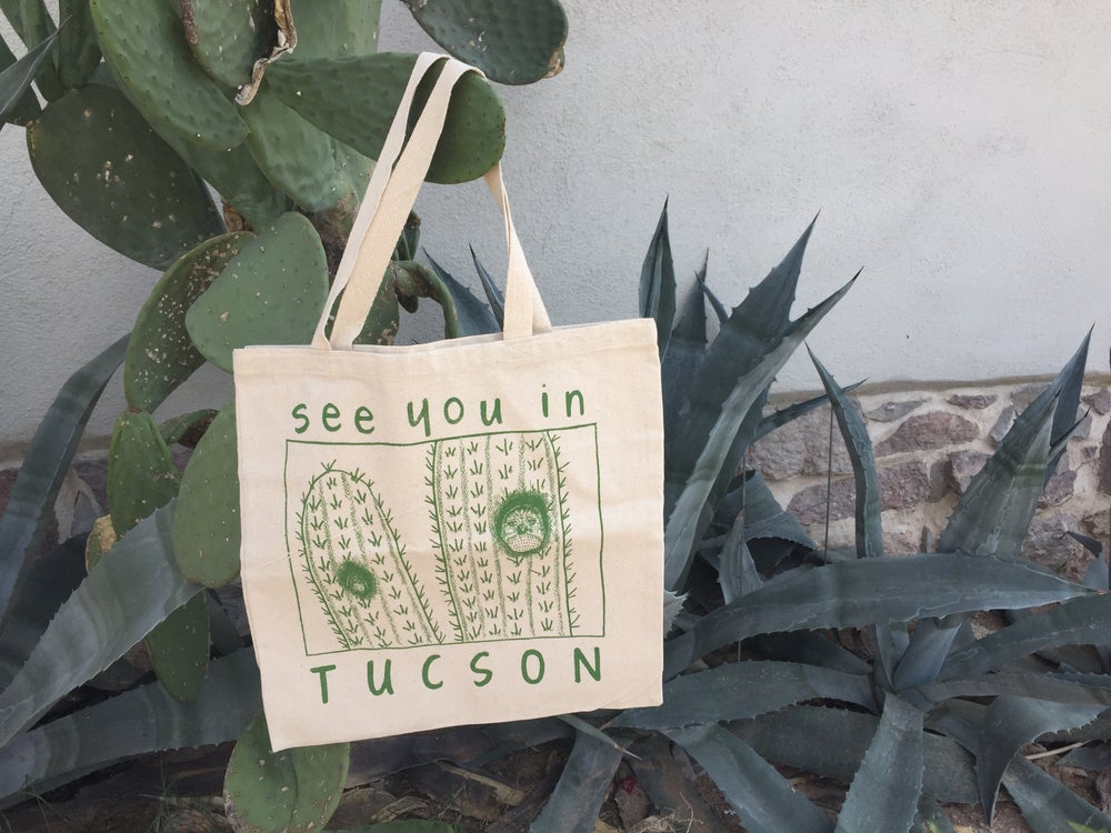 Image of See You In Tucson Tote