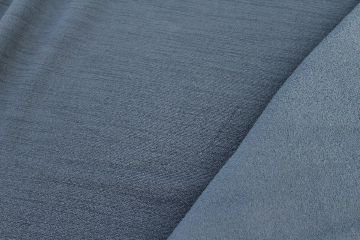 Image of Jersey Velour - Space Blue