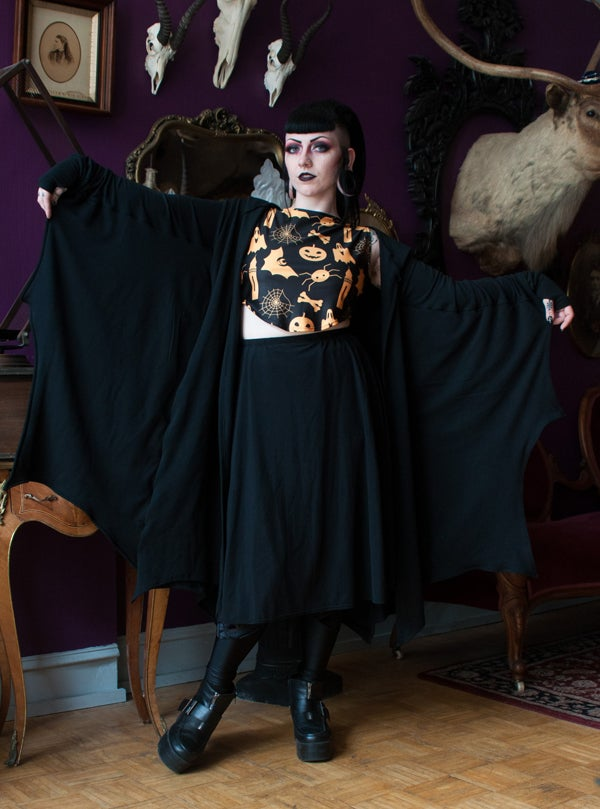 Image of Bat Cardigan