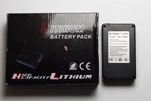 Image of Easy Install Battery Rack for PT01 Scratch, PT01 USB