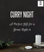Image of Curry Night