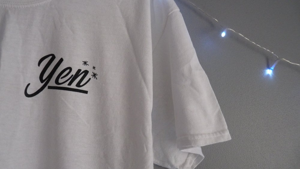 Image of YEN White T Shirt