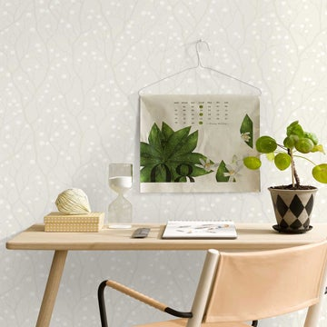 Image of Papel pintado Snowberry_Nature