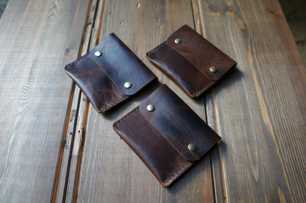Image of The Old Racer Wallet