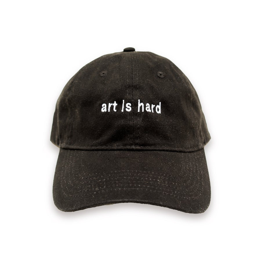 Image of Art is Hard Hat